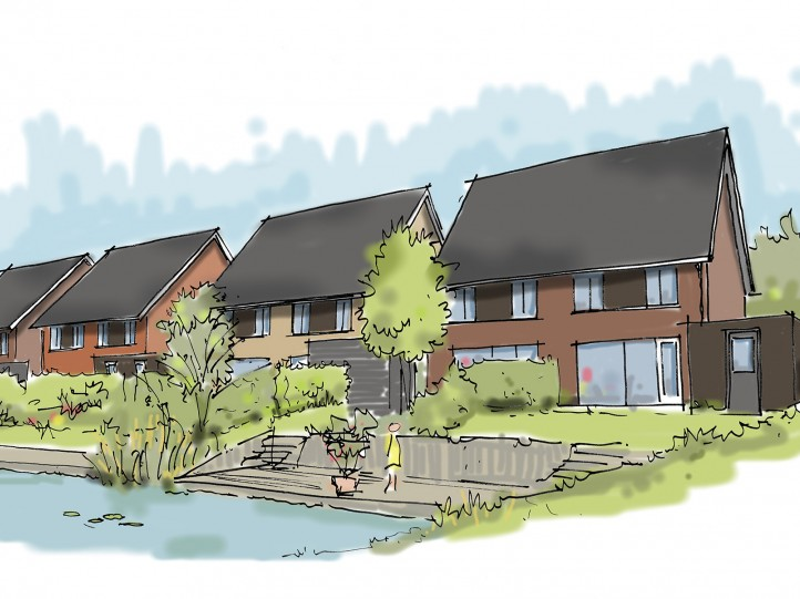 Fit Wonen in de Watertuin