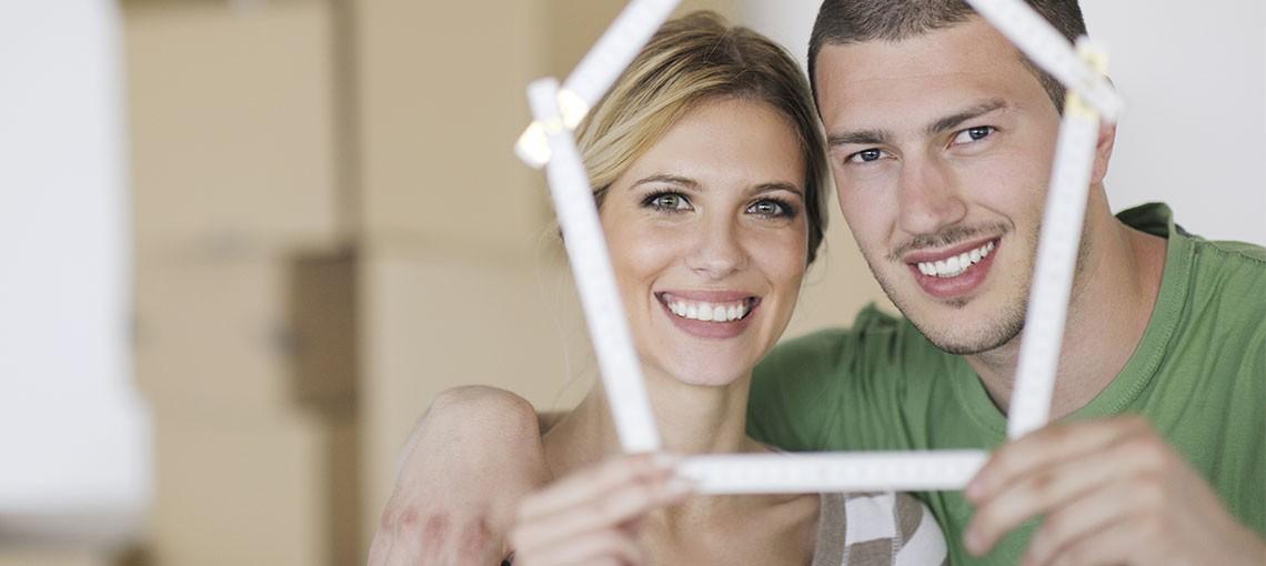 Fitwonen voor singles, starters,  gezinnen en senioren